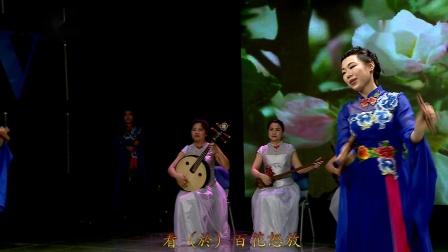 南音表演唱《南安我思念的故乡》