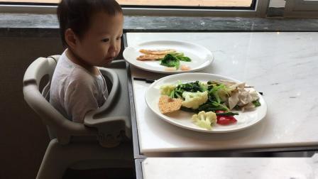 190527-07:23晁安雅陶美梦济南解放路亚朵酒店服务一流早餐超赞美梦吃蔬菜