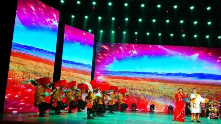 第十七届珠峰文化旅游节吉林分会场专场文艺演出《吉祥日喀则》精彩瞬间欣赏