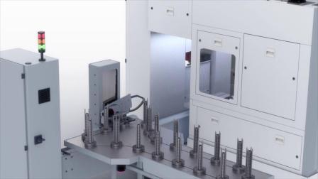 EMAG VL 3 DUO用于盘类件的高效生产