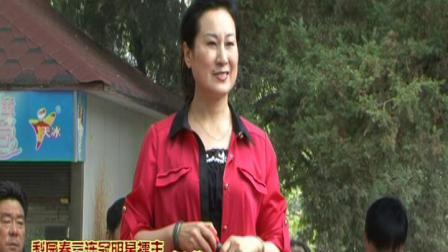 河南豫园春友艺术团演出:梨园春擂主 杨莉演唱  豫剧选段《你家在哪里》