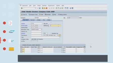 UiPath视频:演示RPA功能:发票的处理