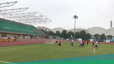 上海市足球协会冠军联赛(8人制)星海-南郊中医进球4