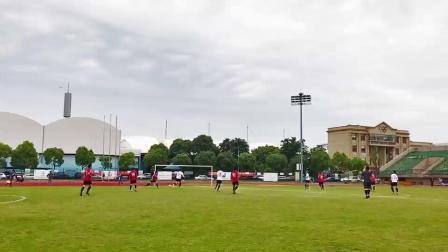 上海市足球协会冠军联赛(8人制)星海-南郊中医比赛集锦