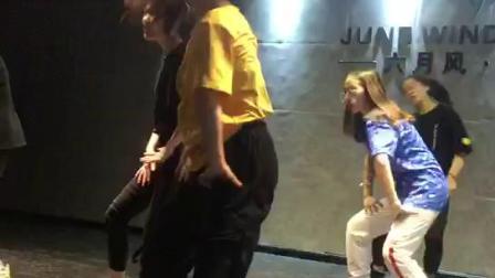 常州爵士舞零基础成人培训简单网红抖音舞蹈六月风华翎