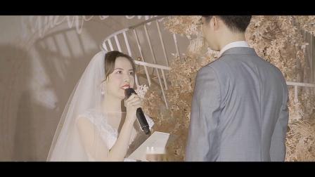 LIU&YANG 洲际酒店婚礼电影 木恩智作出品