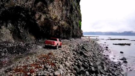 世界尽头的岩岸小道儿 - 穿越撞墙炸机失败一镜到底