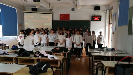三明学院海外学院(外国语学院)第二课堂英语合唱团表演汇报2018级学生