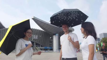 2017级中国东盟博览会主要场馆导览和介绍小组