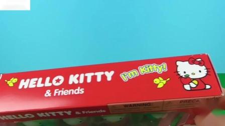 你好基蒂和朋友们