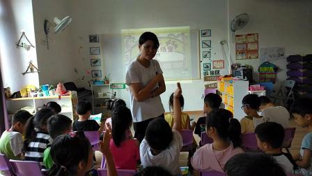 佛山海琴湾幼儿园2019小瓢虫绘本拓展阅读看图讲述—黎惠心—大班