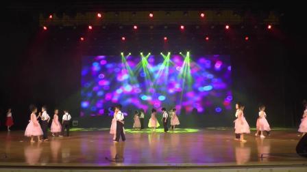 分宜县华夏保育院2019.6.1文艺汇演《爱的华尔兹》      豆豆班