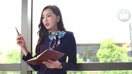 职业装套装女2018新款时尚气质ol空姐主播制服航空高档酒店服装-淘宝网