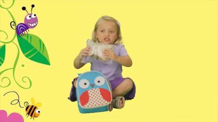 Big Fun 1, video 08, Unit 5 _Target_ My lunch (Day 1)_达瑞BNN少儿英语