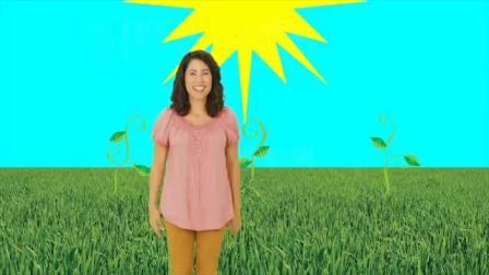 Big Fun 1, video 16, Unit 8 _Plants Grow_达瑞BNN少儿英语