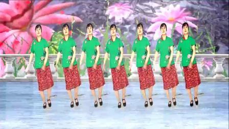 山西素梅广场舞《想啊》.