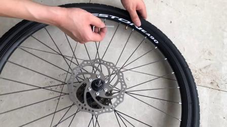 轮胎更换方法