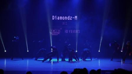 Diamondz-M | 致敬宁波街舞十年