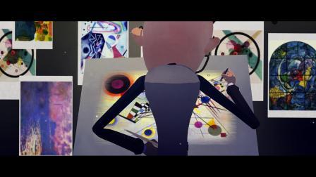 浙江传媒学院动画学院2019年优秀毕业设计——《太空快递》