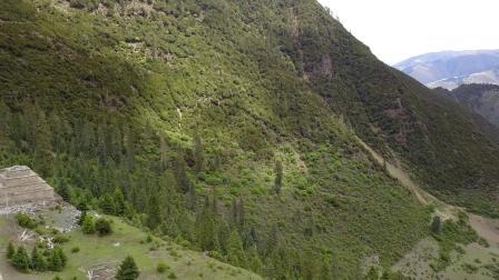 四川甘孜州新龙县-措卡湖