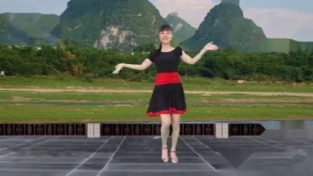 广场舞《三月三》,优美好听时尚性感,看一眼就喜欢的舞蹈