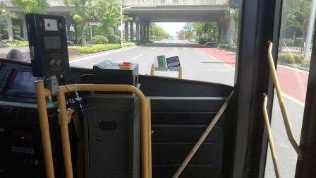 [青浦巴士] 青浦3路公交车 公园东路华浦路(中山医院)→盈港东路汇金路