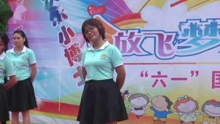 03 《感恩的心》教师舞蹈-小博士幼儿园六一文艺汇演