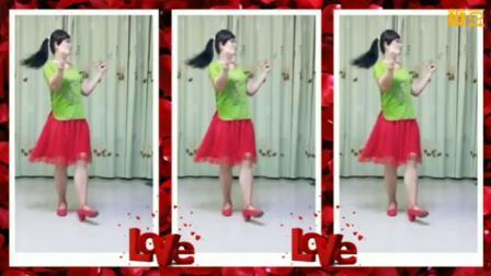 忆星广场舞:路过的幸福(动动)