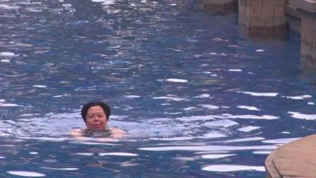 《蓝色海岸》韩小梅、文平摄制