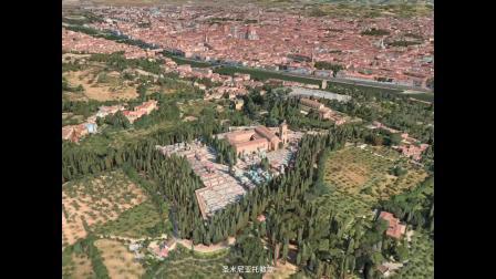 苹果地图欧美城市高空3D游览