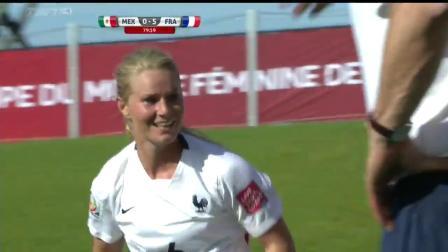 [女足世界杯] 法国女足重炮手阿芒迪娜·亨利 世界杯两度献上世界波