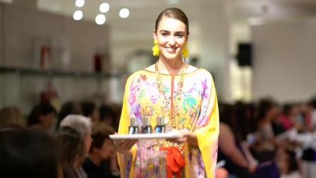 尼曼百货Neiman Marcus2019 Project Beauty美妆新品发布伸展台