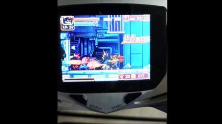 梦龙掌机恶魔城类型游戏僵尸猎人之恶魔猎手芬里尔追随摩羯座解说GBA游戏系列