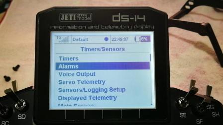 JETI DS-14&24菜单简易说明-2