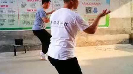 陈家沟陈辉太极院教学视频