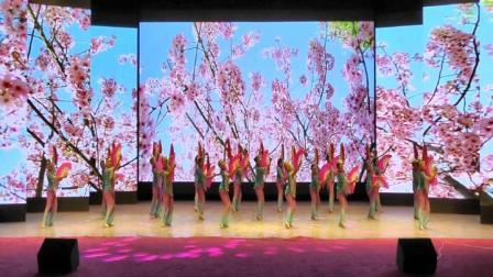 小蕙舞蹈 12.《桃花红杏花白》