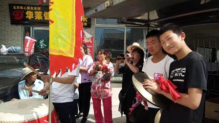 永宁古城高跷老会2019端午演出_02