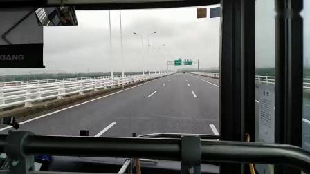 陈凤线公交车 (陈家镇【长江大桥】~长兴岛【凤凰镇】汽车站)-_高清