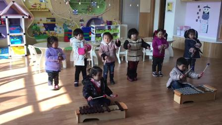 海宝幼儿园日常