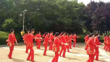 《沈美琴广场舞》不错不错,我姐姐你们跳得好棒哦
