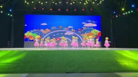 通辽市科尔沁区启萌幼儿园参赛舞蹈我是一颗跳跳糖