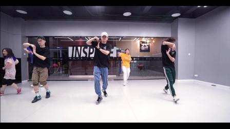 INSPACE舞蹈-Saymru老师-Urban提高课-Rock Yo Hips