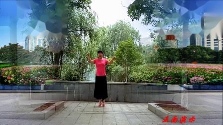 樟树心之韵原创舞队<爱情海>