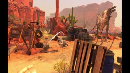 PS4《亚利桑那阳光VR》正常比例版01