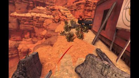 PS4《亚利桑那阳光VR》正常比例版07