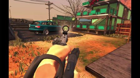 PS4《亚利桑那阳光VR》正常比例版08