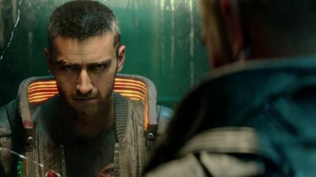 """E3 2019 《赛博朋克2077》宣传片""""基努李维斯加盟"""""""