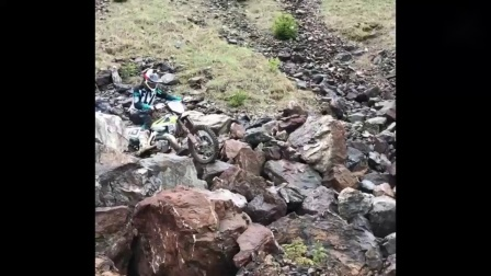 Hard Enduro Techniques