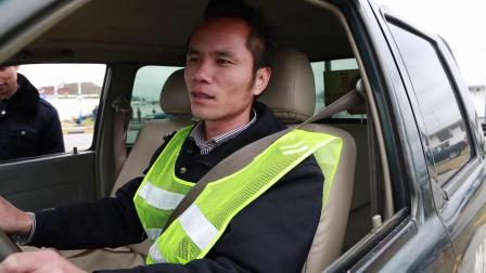 广西班科目二演示新改-广州阳光驾驶培训中心