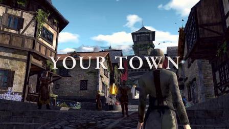 E3 2019《上古卷轴:刀锋》登陆Switch预告